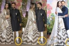Sonam Kapoor FINALLY REVEALS why Anand wore sneakers at their Wedding
