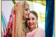Sonam's THIS Wedding Day Picture with Kareena Kapoor is PURE LOVE!