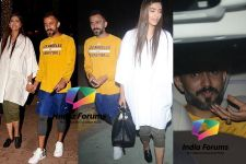 See Photos: Sonam - Anand's FIRST Dinner Date as a Married Couple!