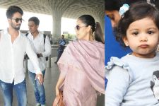 Shahid Mira LEAVE for a Vacation WITHOUT Misha: Pictures Below
