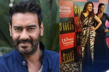 Husband Ajay Devgn has the humorous REACTION to Kajol's wax statue!