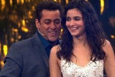 Alia Bhatt's COMMENT on Salman Khan's 'Selfish' Song