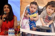 Soha Ali Khan: Taimur is very CURIOUS and keeps watching cousin Inaaya