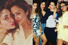 PHOTOS: Kareena & her Veere's SMOKIN HOT house party last night