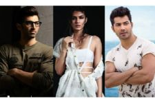 Kriti to groove on a Desi track in Kalank with Varun & Aditya