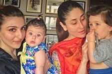 Soha Ali Khan BLAMES Inaaya for THIS...