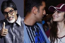 Here's what Big B has to say about the new couple Alia and Ranbir!