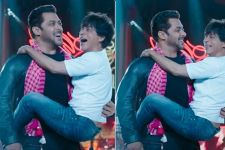 SRK thanks Salman Khan for making 'Zero' dream come alive