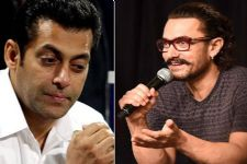 Amidst all the Bad Reviews, Aamir SUPPORTS Salman Khan's Race 3