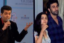 Karan Johar WANTS Ranbir- Alia to have INTIMATE Scenes