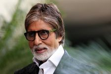 Amitabh starts shooting for 'Badla' in Glasgow