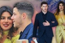 It was for the FIRST time, What Nick Jonas did with Priyanka Chopra