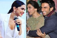 Deepika Padukone is all POSSESSIVE about Ranveer; Calls him 'Mine'