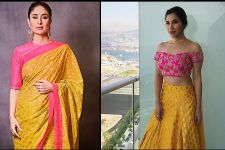 Kareena & Sophie SLAYED in this Masaba Outfit in Two Different Way