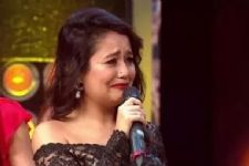 Neha Kakkar trolled for being a crying baby on Indian Idol