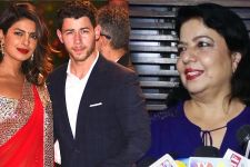 Priyanka's Mom's REACTION to her daughter MARRYING Nick  is CUTE