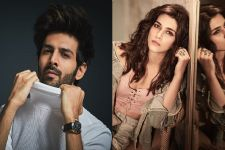 Kartik Aaryan and Kriti Sanon Begins Preparations For Luka Chuppi