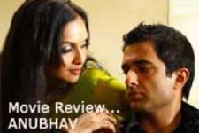 Sanjay Suri only saving grace in 'Anubhav'