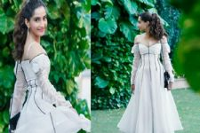 Sonam Kapoor's perky white dress is making her the new age Cinderella
