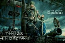 Presenting Amitabh Bachchan as Khudabaksh in Thugs of Hindostan
