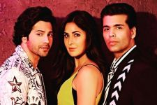 Varun Dhawan to share a cuppa with Katrina Kaif on Koffee with Karan 6