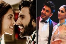Bollywood sends in LOVE & WISHES to the Newly Weds Ranveer-Deepika