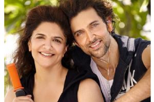 Hrithik Roshan says he was unaware of his mother's ACTIONS
