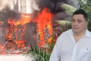 EMOTIONAL Rishi Kapoor reveals that BURNT R.K. Studio will be...