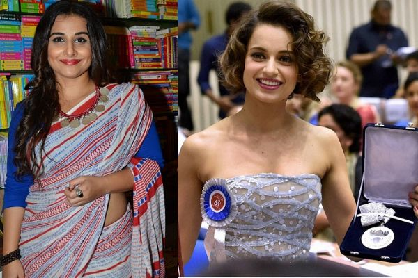 Kudos to Kangana and more power to her: Vidya Balan