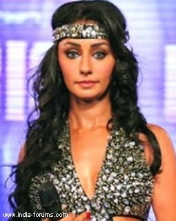 mahek chahal as a contestant in bigg boss season 5