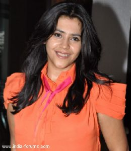 Interview of ekta kapoor