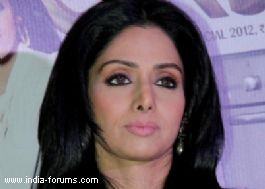 Interview of sridevi kapoor