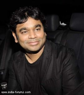 Interview with A R Rahman