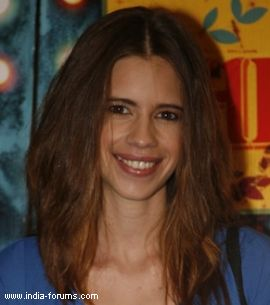 Actress kalki koechlin