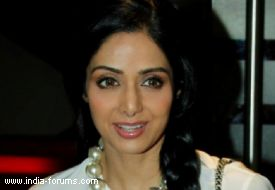 Interview of Sridevi