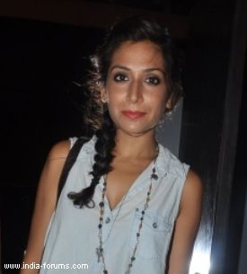 Singer-actress monica dogra