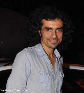 Bollywood director Imtiaz ali