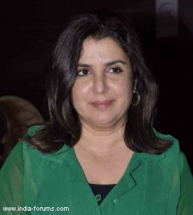 Interview with farah khan