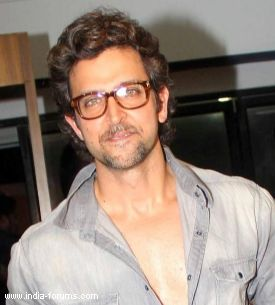 Vijay in awe of Hrithik in 'krrish 3'