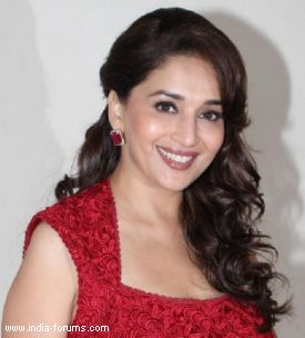 Interview with Madhuri Dixit