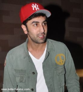 Actor ranbir kapoor