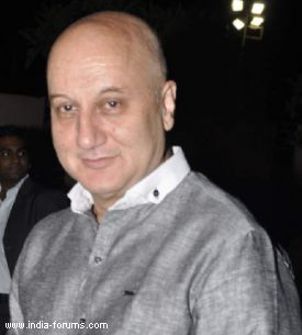 Bollywood actor anupam kher