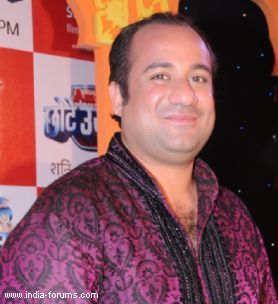 Interview with rahat fateh ali khan