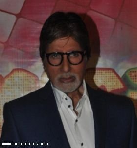 Interview with amitabh bachchan (Big B)