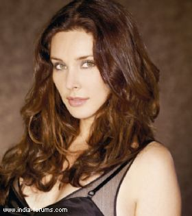 Indian actress lisa ray