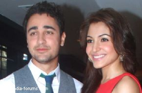 anushka sharma and imran khan
