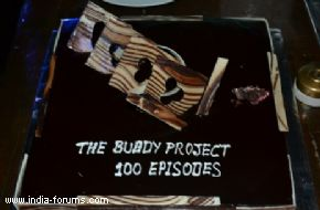 The Buddy project 100 episode
