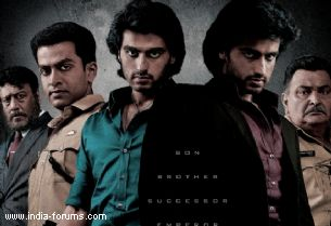 Movie review of aurangzeb