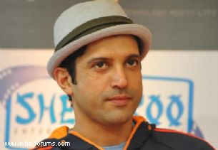 Actor-filmmaker farhan akhtar