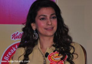 Interview with juhi chawla
